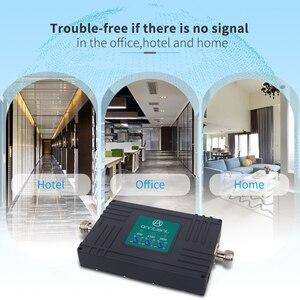 Image 4 - Hücresel amplifikatör GSM tekrarlayıcı 3G 4G LTE 2600mhz cep telefonu sinyal güçlendirici 2G GSM 900/2100MHz tekrarlayıcı 70dB Band 7,8 1 + anten