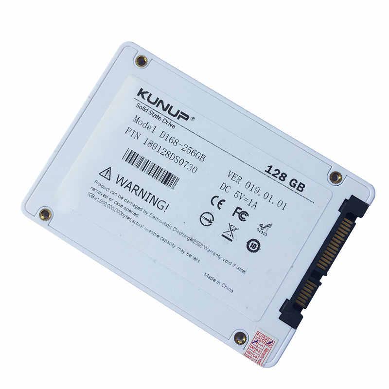 מפעל סיטונאי SSD זול 240GB 8 16GB 120GB 256GB 2TB פנימי SATA3 2.5 אינץ OEM מצב מוצק כונן 1T 60 64 128 512GB לבן