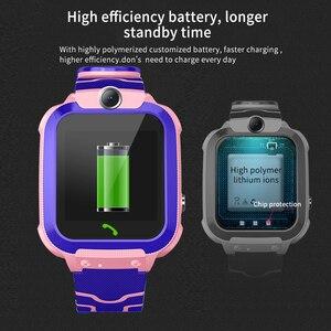 Image 5 - Inteligentny zegarek LIGE wielofunkcyjny dziecięcy cyfrowy zegarek budzik zegar dziecięcy z zdalny monitoring urodziny prezent dla dzieci