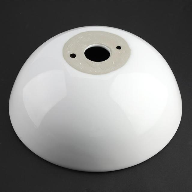 White Bowl Shaped – Bathroom Ceramic Sink top
