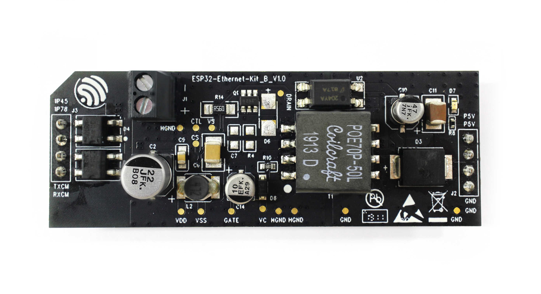 ESP32-Ethernet-Kit (إيثرنت واي فاي مجلس التنمية)