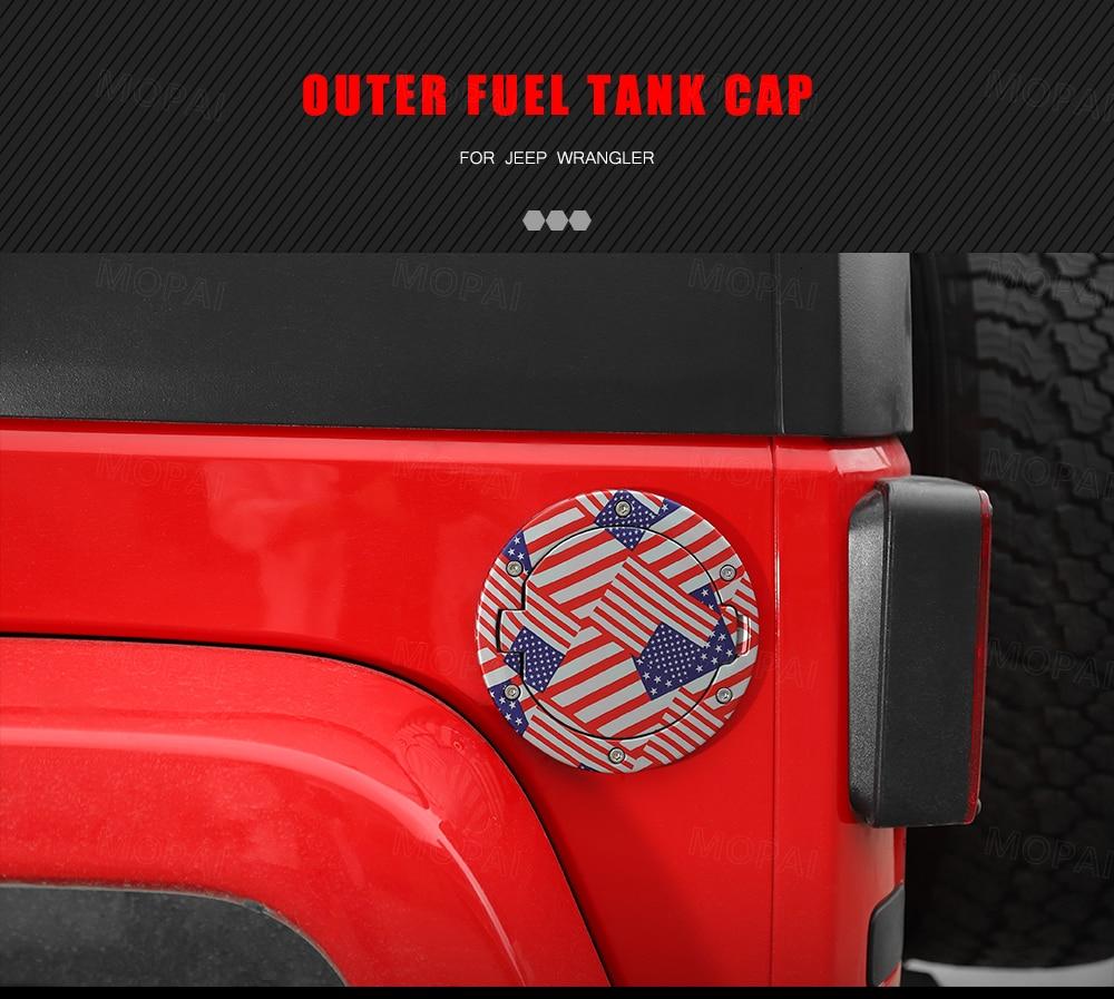 Fuel Gas Tank Cap Cover