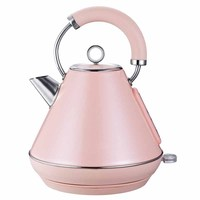 1.8 liter electric kettle 304 stainless steel household electric kettle small household appliances electric kettle 220V1800WD407