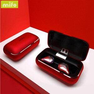 Image 3 - NEW Mifo O5 Bluetooth 5.0 True Wireless Bluetooth Headset Binaural Mini Earbuds In Ear HIFI Waterproof Earphones free shipping