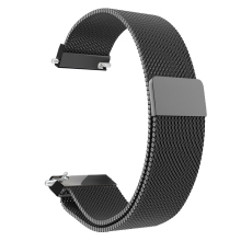 Smartwatch Bracelet Stainless Steel Milanese Loop Watch Band Magnetic Closure Wrist Strap Metal Replacement 16mm magnetic milanese loop watchbands stainless steel smartwatch strap wristwatch band 17mm for fitbit charge 2