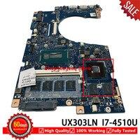 UX303LN Motherboard REV2.0 I7 4510 GT840M For ASUS UX303 UX303 UX303LA Laptop motherboard UX303LN Mainboard UX303LN Motherboard|Laptop Motherboard|   -