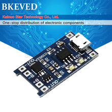 Module-Charging-Board Protection Lithium-Battery-Charger with Dual-Functions 1A Li-Ion