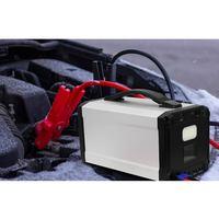 48000mAh Leistungsstarke Booster Für Diesel Autos Ab Jumper Pack 12V 24V Auto Starthilfe 2000A