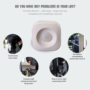 Image 5 - Wifi Smart Home Pir Motion Sensor Draadloze Infrarood Detector Security Alarmsysteem Voor Home Office Gebruik Levert Pxpa