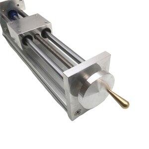 Image 5 - NEMA17 ステッピングモータ CNC Z 軸スライド 170/270 ミリメートル旅行 CNC のルータのリニアモーションキット Reprap 3D プリンタ CNC 部品