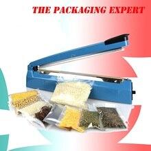 Sealing-Machine Sealer Impulse Hand-Press Heat-Plastic-Bag