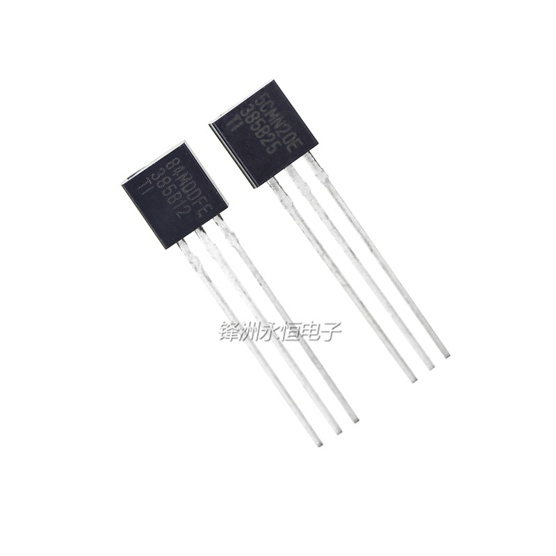 10pcs New 385B12 Voltage Reference LM385Z-1.2 Inline LM385-1.2V TO-92