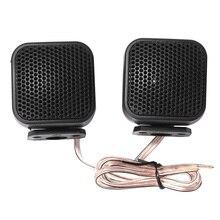1pair Universal High Efficiency Mini Tweeter Loudspeaker 500W Loud Speaker Super Power Audio Sound for car High Quality