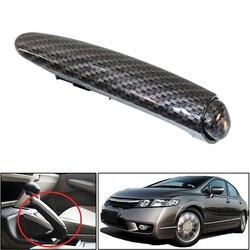 Пластиковая ручка ручного тормоза Защитная ручка для Honda Civic 2006-2011 47115SNAA82ZA