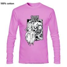 NAPALM DEATH Harmony-Camiseta con cuello redondo Oficial, camiseta de manga larga, top (2)