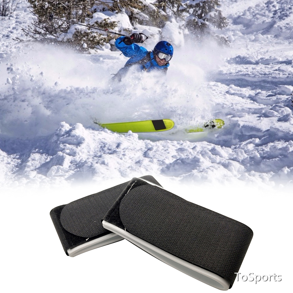 Ski Harness Shoulder Strap Hand Held Double Snowboard Strap Carriers Multifunctional Handle Nylon Belt Hand For Outdoor Skiing