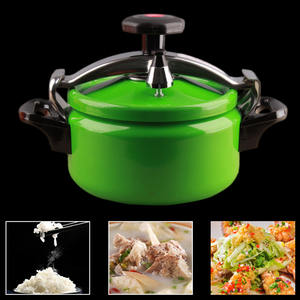 Cookware Pressure-Cooker Travel Stainless-Steel Outdoor Mini Stovetop-Rice Multifunctional