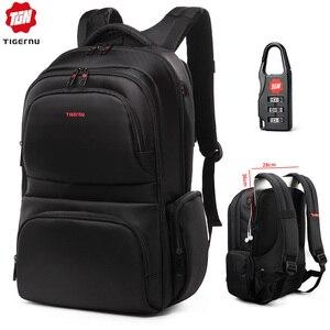 Image 1 - Tigernu Brand Waterproof 15.6 Inch Laptop Backpack Leisure School Backpacks Bags mens backpack schoolbag for teenagers girls