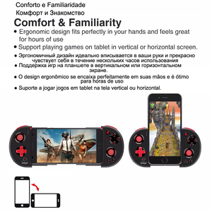Image 4 - Console Game Pad Bluetooth Gamepad Controller Pubg Mobiele Trigger Joystick Voor Iphone Android Mobiele Telefoon Pc Smart Tv Box Controle