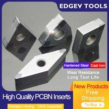 CBN Insert WNMG080404 TNMG160408 CNMG120404 VNMG160408 TNGA WNGA PCBN Inserts CNC Lathe Turning Tools Hardended Steel Cast Iron