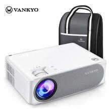 Vankyo – projecteur Full HD VF30MQ/VF30WQ, 1080P, écran de synchronisation WIFI pour Home cinéma, garantie de 3 ans, VGA pour vidéo 4K