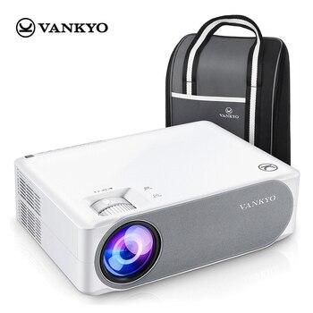Vankyo-Proyector VF30MQ/VF30WQ, Full HD, 1080P, cine en casa, pantalla de sincronización WIFI, 3 años de garantía, HDMI VGA para Proyector de vídeo 4K