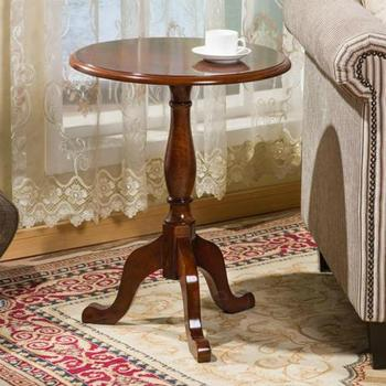 Round Side Sofa Table 1