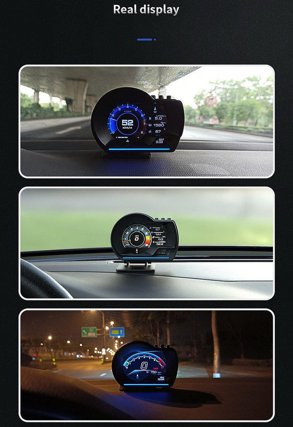 Vjoy V60 Car HUD Gauge (8)