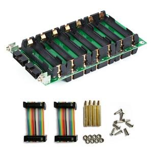 Image 5 - 48v potência parede 18650 bateria titular 48v, bateria bloco de lítio equilibrador pcb 13s 14s 20a 45a bateria ebike bms para diy