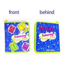 Книга Монтессори книги для детей развивающие игрушки либро платье