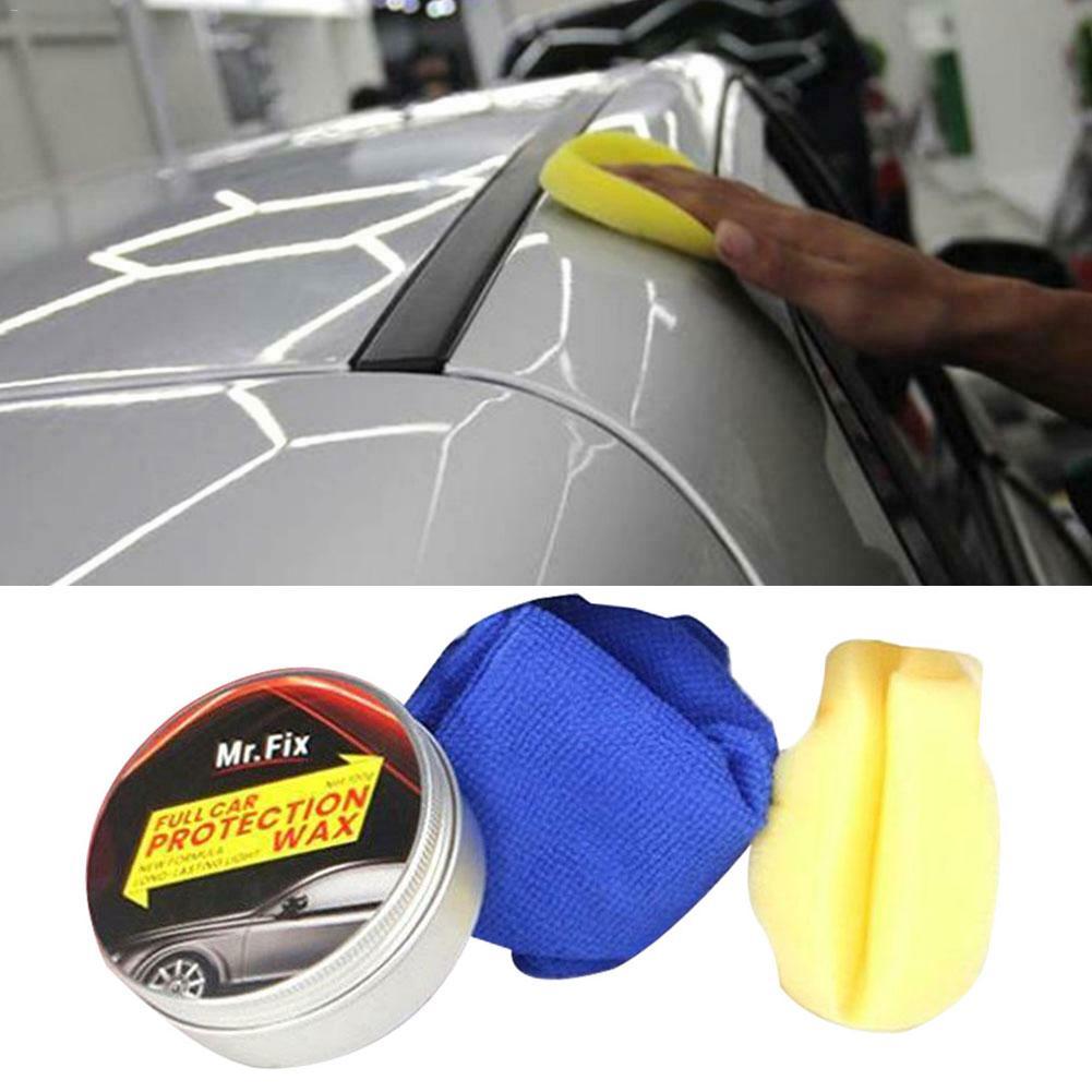MRFIX Car Anti Scratch Solid Paint Care Coat Auto Polish Wax Repair Maintenance Tool Maintenance Paint Care Polishes Exterior