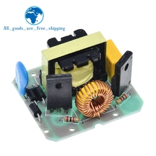 12V to 220V Step UP Power Module 35W DC AC Boost Inverter Module Dual Channel Inverse Converter Booster Module Power Regulator