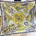 Gardon шарф с принтом, Саржевые шелковые шарфы для женщин, женские шали, большой роскошный брендовый дизайн, 1440*140 см, ручной пошив