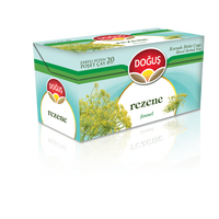 Yerli türkiye Doğuş çay poşetleri 20 (rezene)