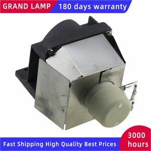 Image 5 - החלפת מנורה עם דיור 5J.J6L05.001 עבור BENQ EP6127A/ES616F/EX6270/MS276F/MS507H/MS517F/MX2770/MW519 מקרנים Happybate