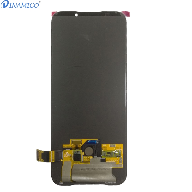 Image 5 - Dinamico For Xiaomi Black Shark 2 Lcd Display Screen +Touch Glass Digitizer Assembly Replacement Parts Black Shark Helo Lcd-in Mobile Phone LCD Screens from Cellphones & Telecommunications