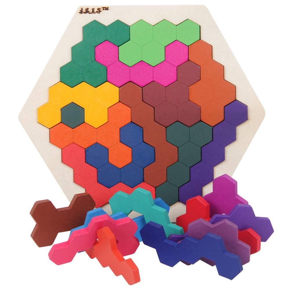 Logic Puzzle /& Maths Game Pack of 1 Red Educational Tangram