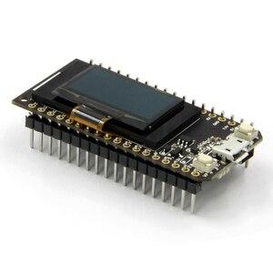 Image 3 - LILYGO®TTGO לורה V1.3 868/915Mhz ESP32 שבב SX1276 מודול 0.96 אינץ OLED מסך WIFI ו Bluetooth פיתוח לוח