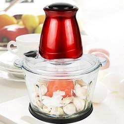 Electric Garlic Peeler Meat Grinder Processor Household Mult-functional Garlic Peeler Fruit Pulper Vegetable Grinder HA-1000A