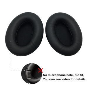 Image 3 - Whiyo 1 Pair of DIY Replacement EarPads for Parrot ZIK 1.0 1 by Philippe Headphones Cushion Ear pad Cups Earmuffes Cover Sleeve