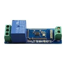 Bluetooth Relay Module Mobile Phone Bluetooth Remote Control Switch Iot Bluetooth - 5V колонка supra bts 655