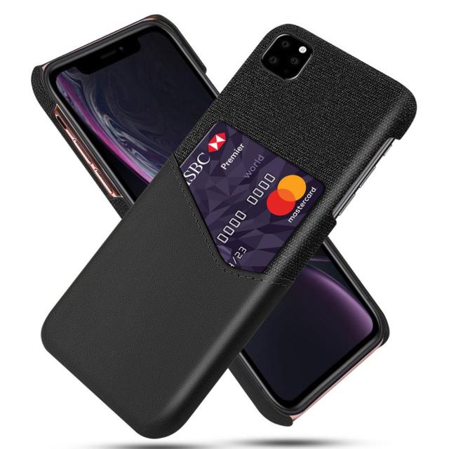 Shockproof Leather Card Holder Case for iPhone 11/11 Pro/11 Pro Max 4