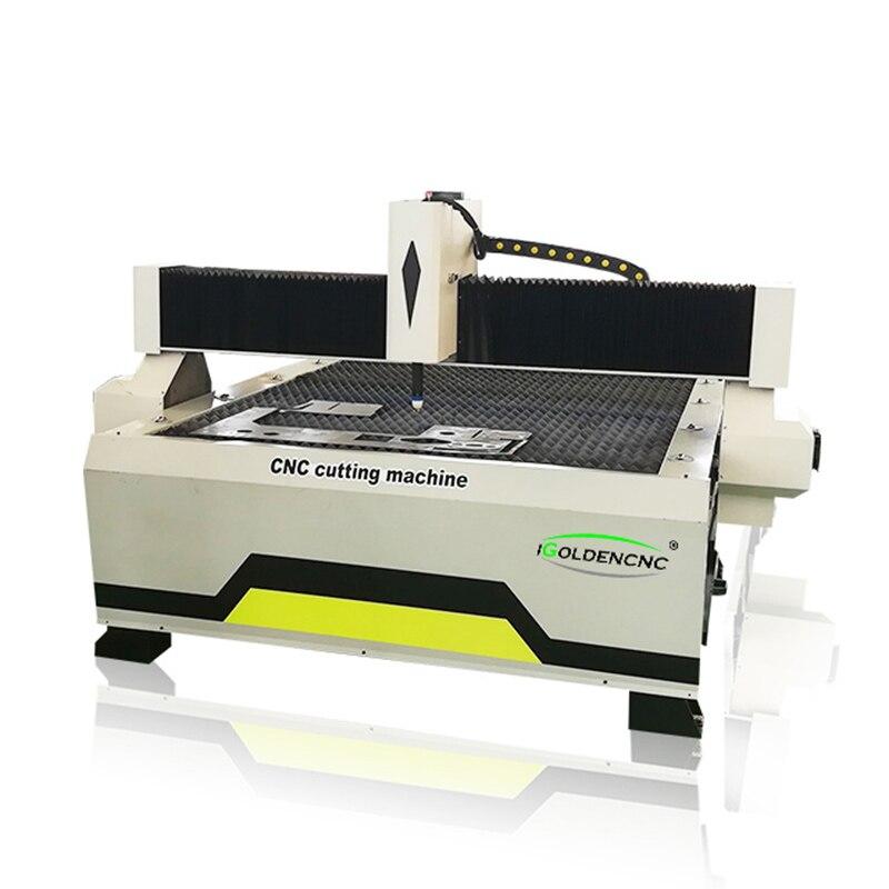 cnc plasma cutting machine cnc metal engraving machine with low cost price 5