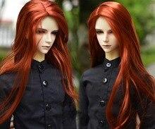 1/3 BJD perruque Super poupée Bjd perruque mode Style bouclés Mohair perruque