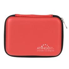 5 #8222 HDD Bag zewnętrzne USB dysk twardy Carry przewód Usb Mini skrzynki pokrywa etui torba na słuchawki na PC Laptop obudowa do twardego dysku tanie tanio ALLOYSEED CN (pochodzenie) 140*100*40mm 5 51*3 94*1 57