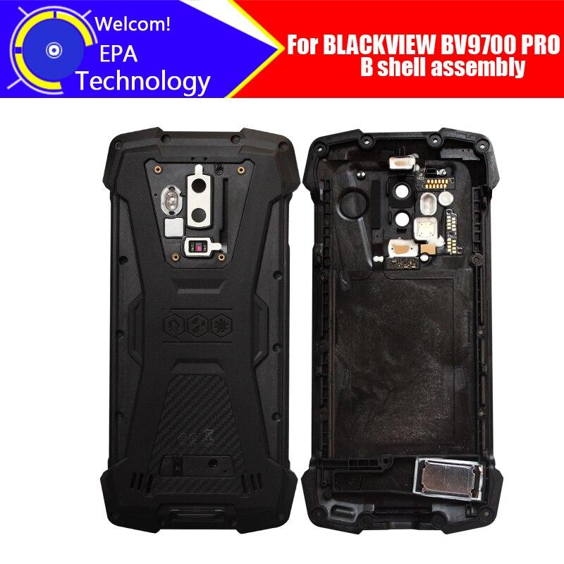 BLACKVIEW BV9700 PRO B shell assemblage 100% Original nouveau Durable B shell téléphone portable accessoire pour BLACKVIEW BV9700 PRO