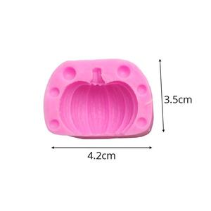 Image 3 - Silicone pumpkin mold DIY Resin Clay Candle Mold Handmade Soap Mould Art Craft Pastry Cake Baking Mold