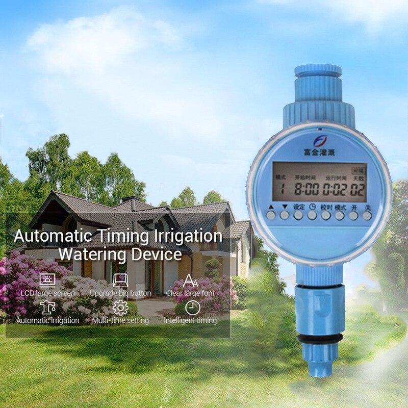 Garden Garden Irrigation Timing Controller Home AC Power Controller Auto-Watering Watering Watering Watering