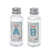 3 Ounce Quick Curing AB Resin 1:1 Kit Clear Hard Epoxy Resin For Jewelry Making 54DC