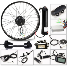 E Bike Electric Bike Kit Motor Wheel 36V 350W 26